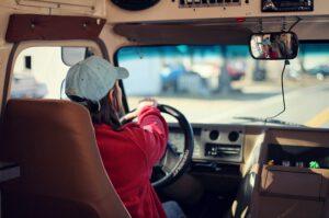 Jak wygląda praca kierowcy